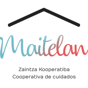 Maitelan cooperativa de cuidados logotipo