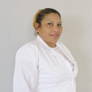 """""""Soy una persona que quiere dar lo mejor de mi. Maitelan es una manera de poder compartir mi experiencia profesional en el cuidado de personas mayores"""" Gladys Maribel Flores Godoy"""